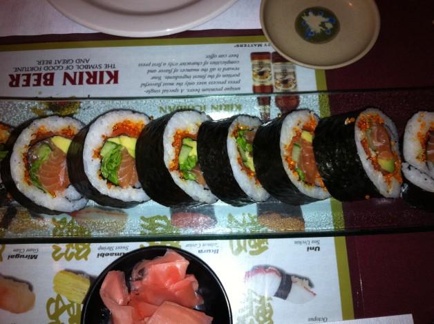 Furusato Special Roll